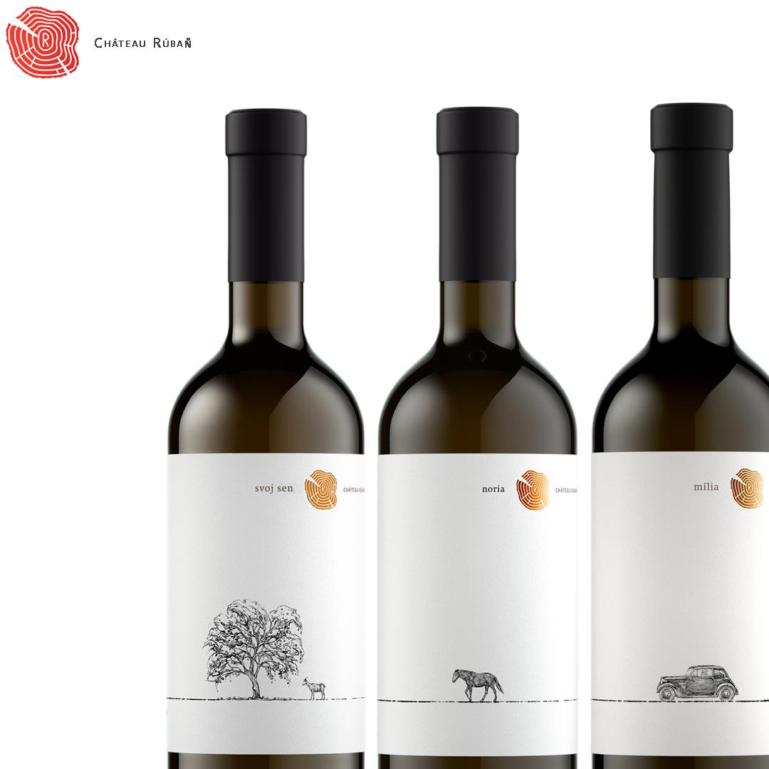 Zaujímavé odrody zo skvelého Slovenského vinárstva Chateau Rubáň