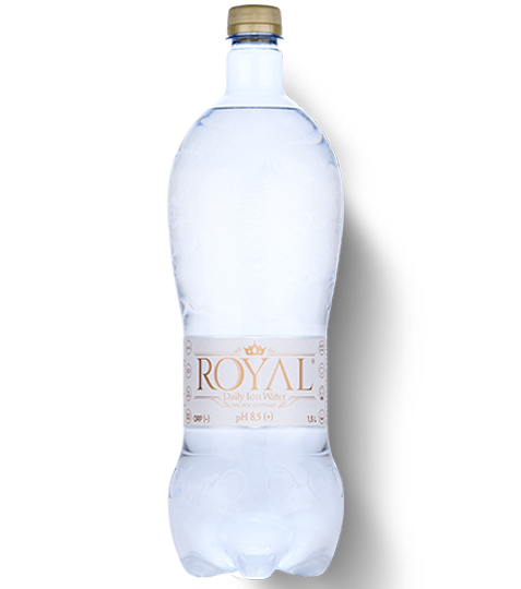 Royal Water Daily Ion pH 8,5  1,5 L