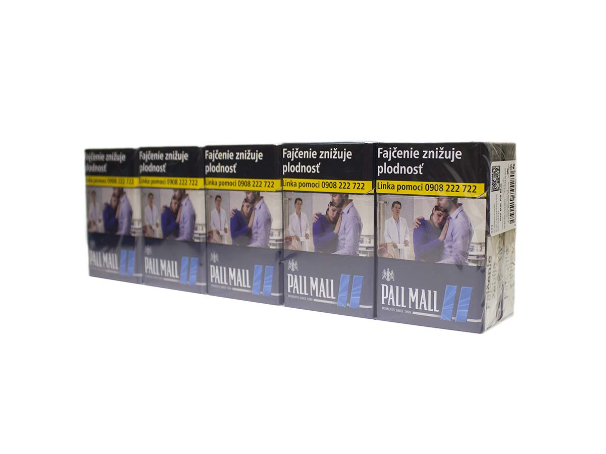 Pall Mall BLUE 3,30 EUR