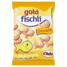 Goldfischli Sesam