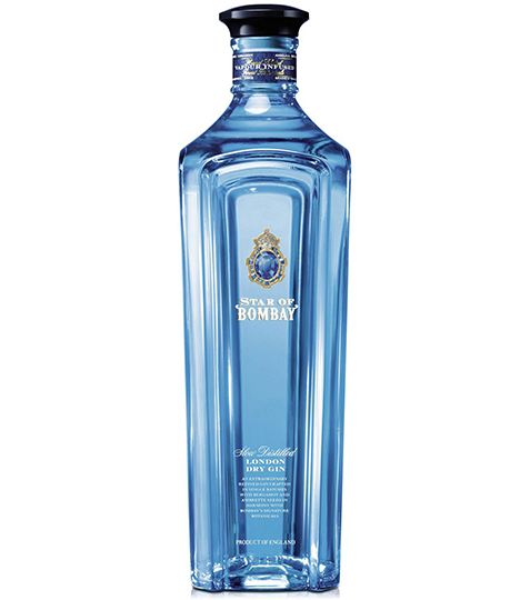 GIN Star of Bombay 47,5% 0,7 L
