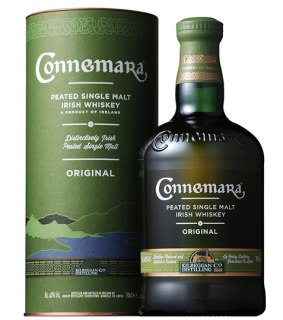 CONNEMARA PEATED whisky 0,7L 40%