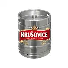 KRUSOVICE 10% 50 L KEG sud