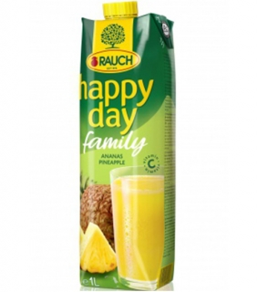 HAPPY DAY FAMILY ananas 1 L