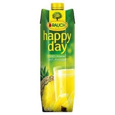 HAPPY DAY ananas 100%  1 L