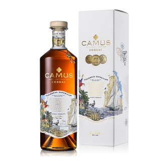 CAMUS Carribean Expedition 45,3% 0,7 l BOX
