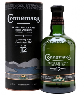 CONNEMARA Peated Whisky 12Y  Gift 40% 0,7L